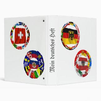 Banderas de las tierras de habla alemana