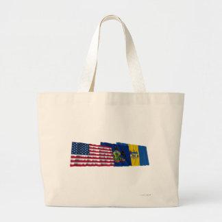 Banderas de los E.E.U.U., de Pennsylvania y de Phi Bolsas