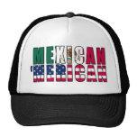 Banderas de Merican del mexicano '- Gorra