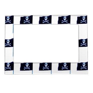 banderas de pirata alegres de Rogelio Marcos Magneticos