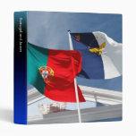 """Banderas de Portugal y de Azores Carpeta 1"""""""
