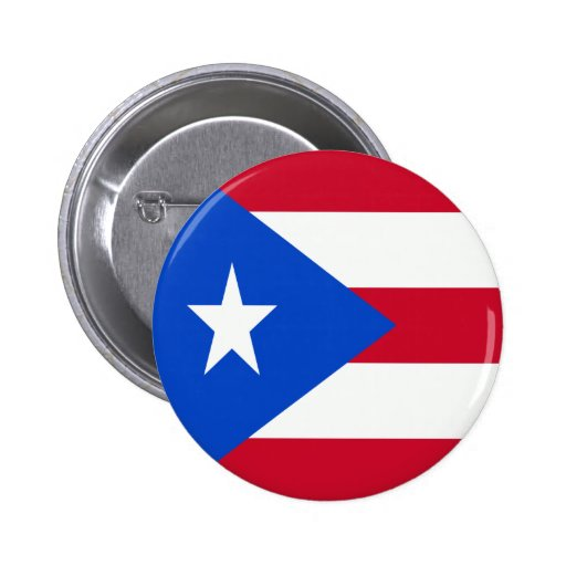 Banderas de Puerto Rico Pin
