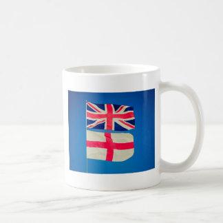 Banderas de Reino Unido Reino Unido y de Taza De Café