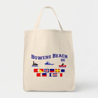 Banderas de señal del DE de la playa de las glorie Bolsas