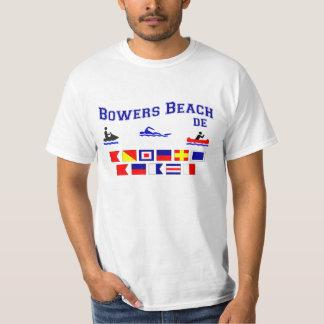 Banderas de señal del DE de la playa de las Playera