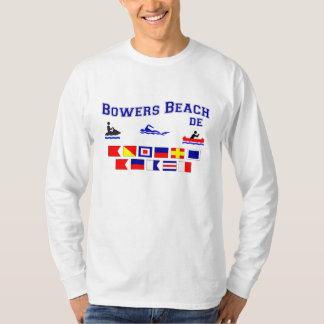 Banderas de señal del DE de la playa de las Remera