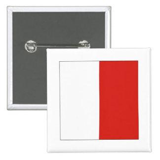 Banderas de señal del hotel (h) pin cuadrada 5 cm