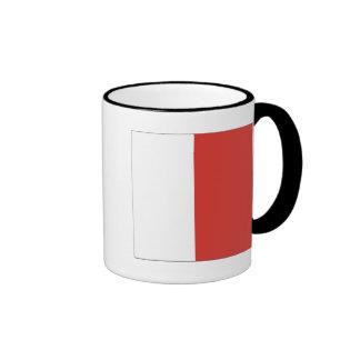 Banderas de señal del hotel (h) tazas de café