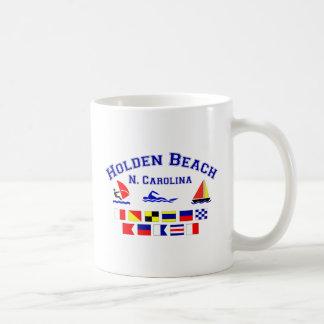 Banderas de señal del Nc de la playa de Holden Taza Clásica