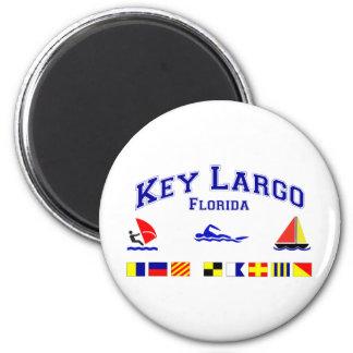 Banderas de señal dominantes de FL del Largo Imán Para Frigorifico