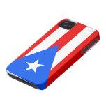 Banderas del caso del iPhone 4/4S de la identifica iPhone 4 Case-Mate Fundas