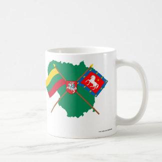 Banderas del condado de Lituania y de Utena, Taza Clásica