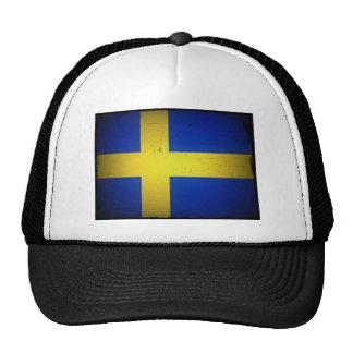 Banderas escandinavas gorras de camionero