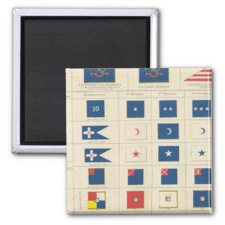 Banderas, insignias, etc iman de nevera