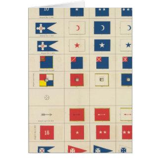 Banderas, insignias, etc tarjetón