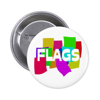 Banderas Pin Redondo 5 Cm