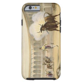Banderillas de Fuego, 1865 (colour litho) Tough iPhone 6 Case