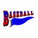 Banderín Baseball.png Escultura Fotográfica