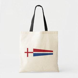 Banderín de la iglesia, Países Bajos Bolsa Lienzo
