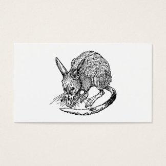 Bandicoot Business Card