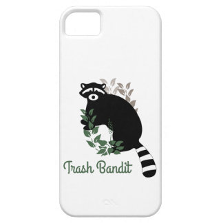 Bandido de la basura iPhone 5 Case-Mate fundas