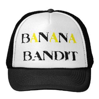¡Bandido del plátano! Casquillo del camionero Gorro