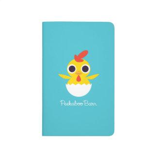 Bandido el polluelo cuadernos