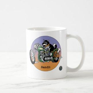 Bandido - los motoristas son taza del © de los ani