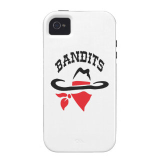 BANDIDOS Case-Mate iPhone 4 CARCASAS