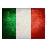 bandiera Italia Felicitacion