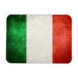 bandiera Italia Imán Rectangular