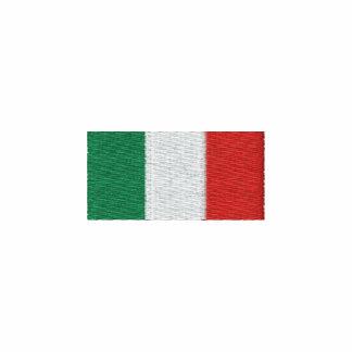 ¡Bandiera Italiana Felpa - Forza Italia! Sudaderas Bordadas Personalizadas