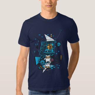 Bandit Cat Tshirts