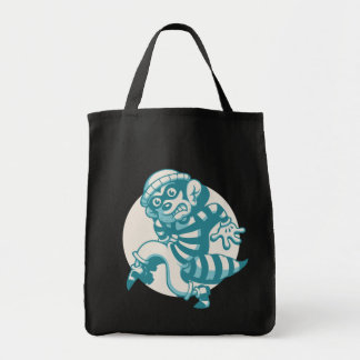 Bandit Grocery Tote Bag