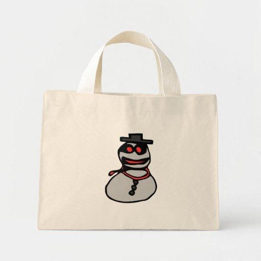 Bandit snowman bag