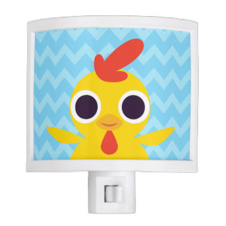 Bandit the Chick Night Light