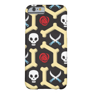 Bandit Theme Pattern Barely There iPhone 6 Case