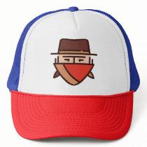 bandit trucker hat