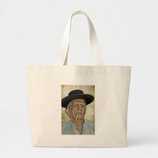 Bandito?  Gringo? Large Tote Bag