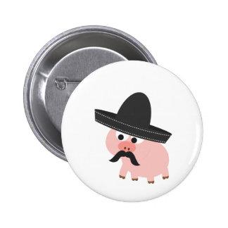 Bandito Pig Button