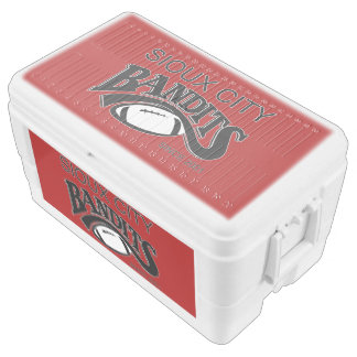 Bandits 48 Quart Igloo Cooler
