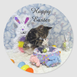 Bandit's Easter Stickers (3420)