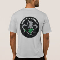 Bandits Hockey Team Sport Tek T T-Shirt