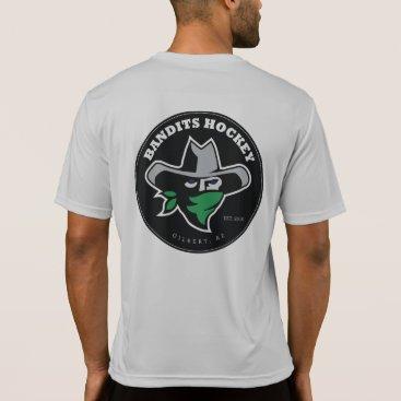 Bandits Hockey Team Sport Tek T T-Shirt