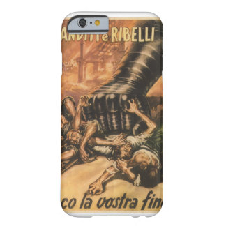 Bandits  Propaganda Poster Barely There iPhone 6 Case