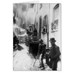 Bandit's Roost New York 1888 - Vintage Photo Card