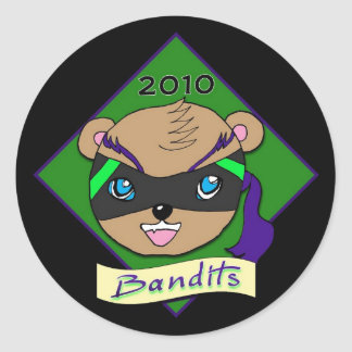 Bandits Sticker