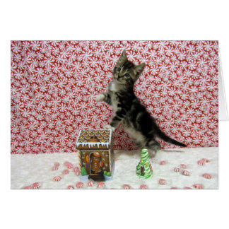 Bandit's Sweet Christmas (3113) Card