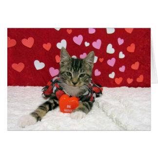 Bandit's Valentine's Card (3350)
