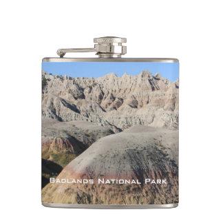Bandlands National Park Hip Flask